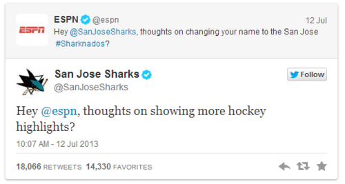 27 Funniest  Sharknado  Tweets