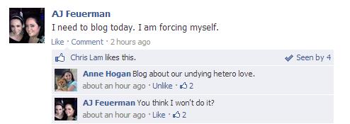 Blogger Fight Club