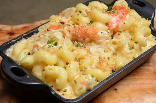 Magnolia House - King Crab Mac and Cheese