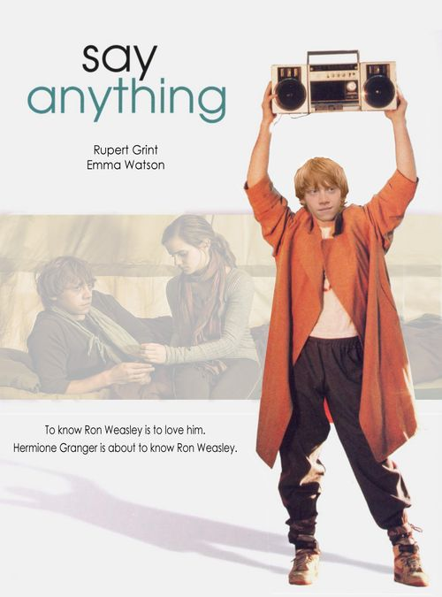 Potter-say-anything