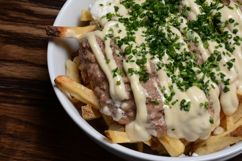 The Corner Door - French Fries Carnonade
