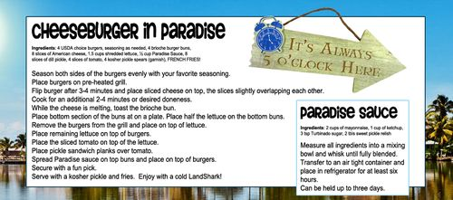 Recipe_ParadieCheeseburger