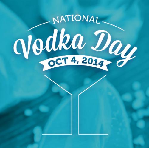 National Vodka Day