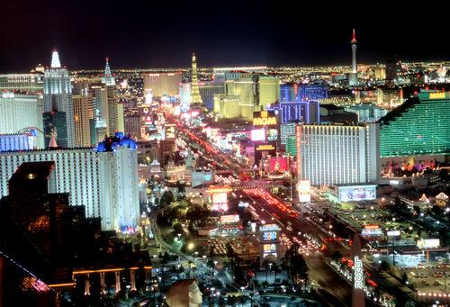 Vegas-Skyline