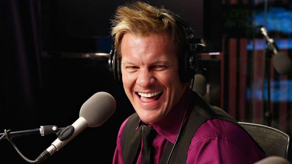 Chris Jericho Wedding Chris-jericho
